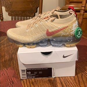 Nike air vapormax flyknit 2 women sz 10 men sz 8.5